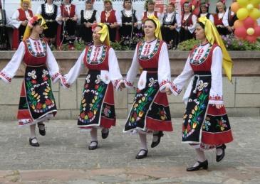 Bulgaria Folk Music and Dance Tour